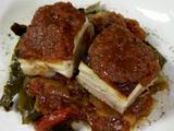 BLT - Braised Bacon, Collards and Tomato Jam