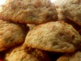 Drop Biscuits with Green Onions
