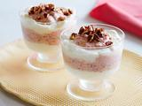 Cranberry Orange Parfait