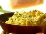 Velvet Scrambled Eggs with Fresh Herbs