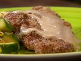 Pecan-Crusted Catfish with Spicy Cream Sauce