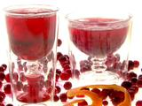 Cranberry-Orange Spritzer