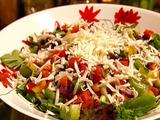 Neelys Sweet Heat Tri Color Salad