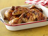 Honey Orange BBQ Chicken