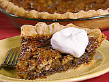 Tony's Chocolate Pecan Pie