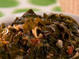 Smoked Braised Mixed Greens