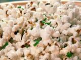 Herbed Butter Popcorn