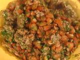 Zampone e Fagioli: Sausage and Beans
