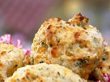 Gina's Cheddar and Herb Biscuits