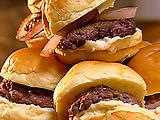 Mini Memphis Burgers