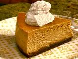 Gina's Pumpkin Cheesecake