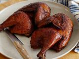 Applewood Smoked Chicken