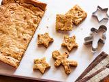 Gina's Toffee Blondies