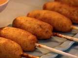 Gina's Shrimp Corn Dogs
