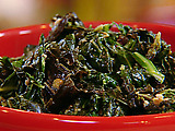 Creamed Collard Greens