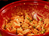 Gina's Sweet Potato Salad