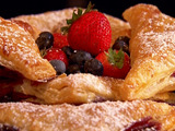 Berry Berry Turnovers