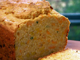 Triple Corn Quick Bread
