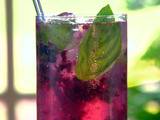 Blackberry Basil Crush