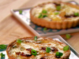 Gina's Quiche Tartlets