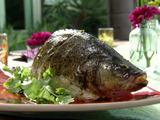 Thai Roasted Green Fish