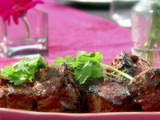 Spicy Sticky Lamb Chops