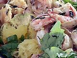 Anaheim Shrimp Scampi