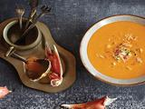 Red Pepper Crab Soup