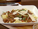 "Pappardelle with ""Osso Buco"" Ragu"