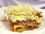 Aunt Angie's Lasagna Recipe