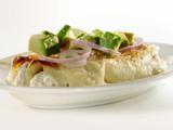 Creamy Fish Enchiladas