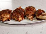Easy-Brine Chicken Breasts with Sicilian Glaze and Puttanesca-Style Panzanella