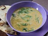 Fleuri's Curry Lentil Soup