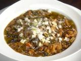 Ribollita (Vegetable, Bean and Stale Bread Soup)
