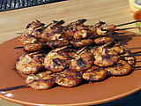 Peel and Eat BBQ Shrimp