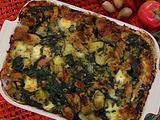 Savory Spinach and Artichoke Stuffing