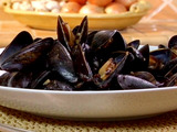 Mussels in Oyster Sauce