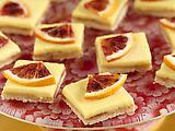 Christmas Citrus Squares