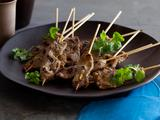 Grilled Beef Satay