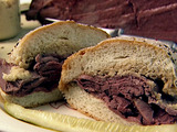Roast Beef on Weck