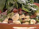 Tortellini Salad with Fresh Herb and Tomato Vinaigrette