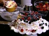 Sponge Cake Shortcakes