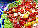 Big Island Tomato and Maui Onion Salad