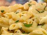 Warm Macaroni and Mozzarella Salad with Herbs