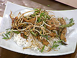 Emeril's Chicken Stir-Fry with Green Beans