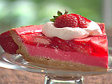 Carolyn's Gelatin Cheesecake