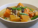 Southeast Asian Slow Cooked Winter Vegetables