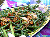 Island Green Bean Salad