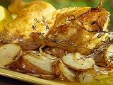 Crispy Herb-Roasted Chicken