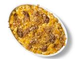 Apple-Sausage Mac and Cheese